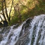 Cascatelle fiume Conca