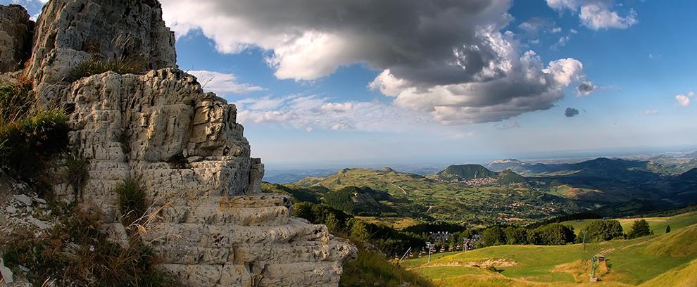 Panorama Montecopiolo