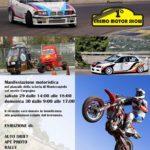 """Sabato 29 e Domenica 30 Ottobre 1° Eremo Motor Show """"L'Eremo di Traverso"""""""